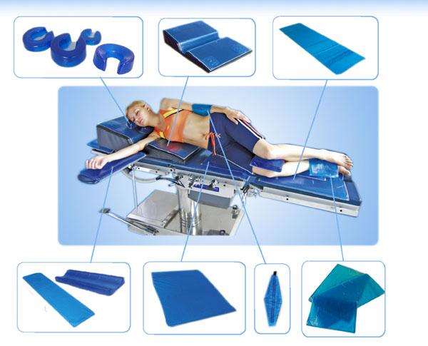 网站首页 产品展示 骨科器材    手术体位垫采用高密度海绵做支撑